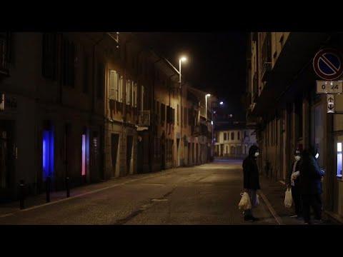 Italien: Drastische Maßnahmen nach Coronavirus-Ausbru ...