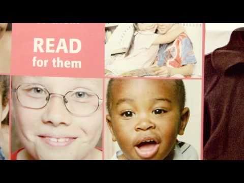 0 Adult literacy volunteer Sandy McFeeley