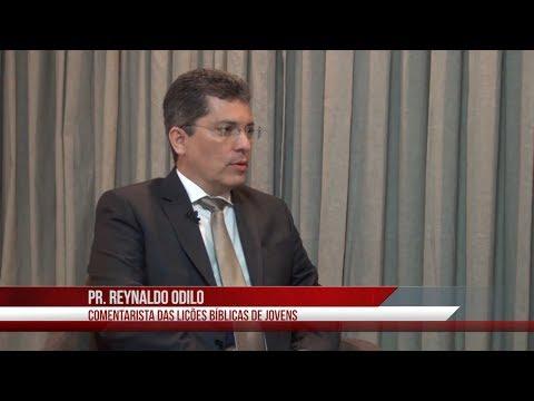 CPAD News 77 - Entrevista com o Pr. Reynaldo Odilo