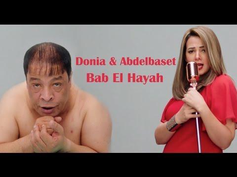 """عبد الباسط حمودة يشارك دنيا سمير غانم في الغناء في """"نيللي وشريهان"""""""