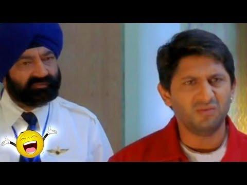 Arshad Warsi Ka passenger Se Panga - Kuchh Meetha Ho Jaye Movie Review & Ratings  out Of 5.0