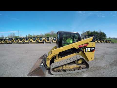 CATERPILLAR MULTI TERRAIN LOADERS 289D equipment video mhtAf_PLjCI