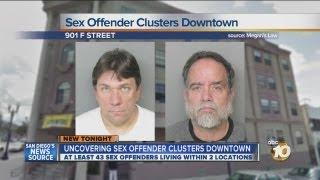 Video 10News learns of cluster of sex offenders in downtown SD: Mark Pliska, Matthew Hedge among residents MP3, 3GP, MP4, WEBM, AVI, FLV Desember 2017