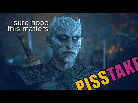 The Long Night | Game of Thrones Pisstake (Season 8 Episode 3)