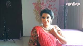 Anu Sithara Vanitha Cover Shoot Video