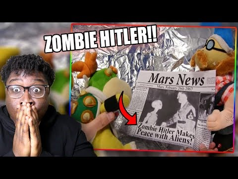 BOWSER JR. BRINGS HITLER BACK TO LIFE!   SML Movie: Bowser Junior Goes To The Future Reaction!