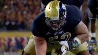 Onward Notre Dame: South Bend To Soldier Field