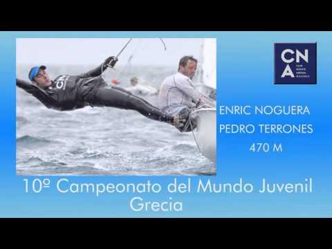 Méritos deportivos regatistas CNA 2015