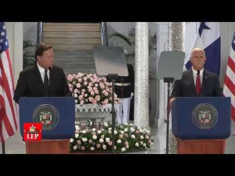 'EEUU no se quedará quieto mientras Venezuela es destruida', Pence