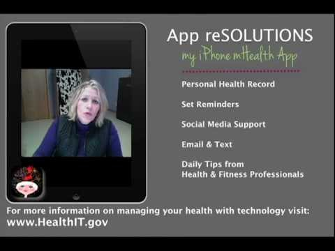 App reSOLUTIONS - My mHealth App