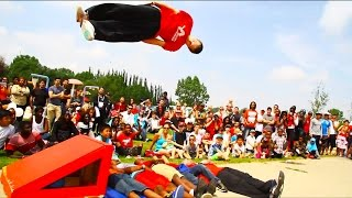 Brooks (AB) Canada  city photos gallery : Parkour, Freestyle Rap & Canada Day in Brooks, AB