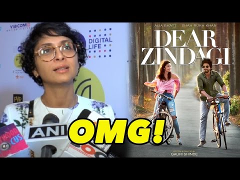 OMG! Kiran Rao Won't Watch Shah Rukh Khan's Dear Z