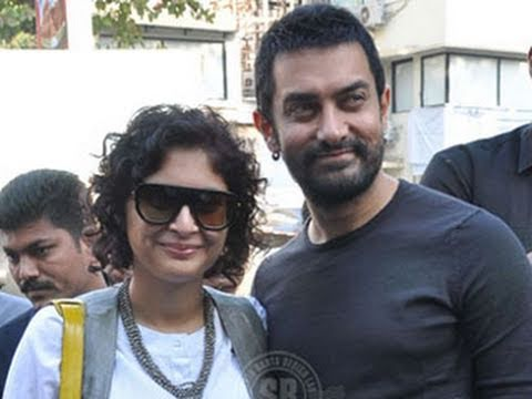 Aamir Khan & Kiran Rao unveil Femina magazine's latest issue Movie Review & Ratings  out Of 5.0