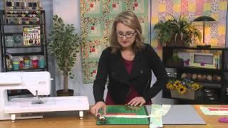 My First Quilt - Episode 9 - Simple Quilt Blocks: Log Cabin