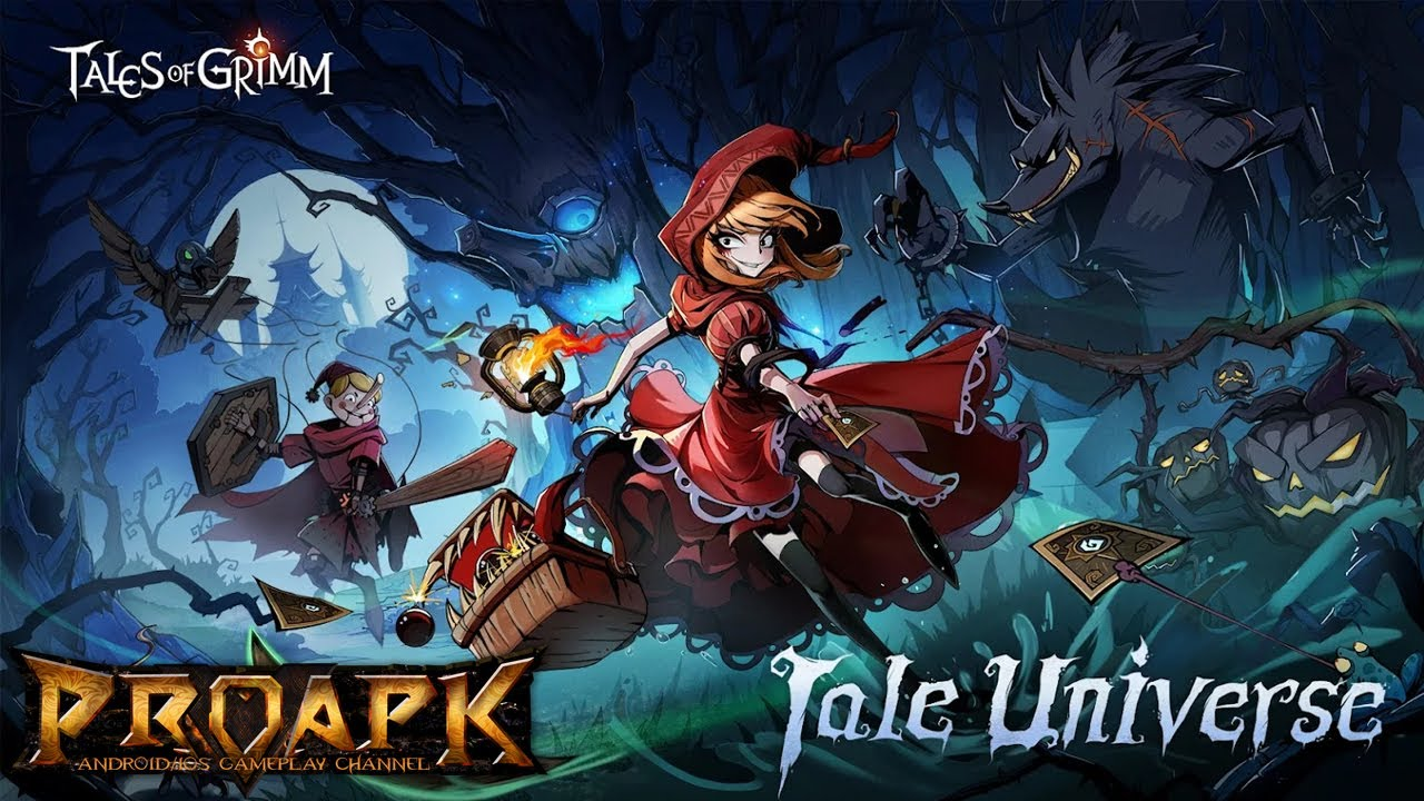 Tales of Grimm
