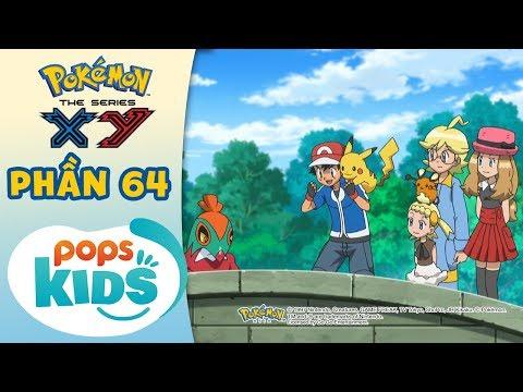 Tổng Hợp Hành Trình Thu Phục Pokémon Của Satoshi - Hoạt Hình Pokémon Tiếng Việt S18 XY - Phần 64 - Thời lượng: 1:04:57.