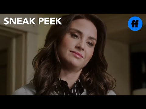 Stitchers | Season 1, Episode 9 Sneak Peek: Camille Gets Dressed For Linus | Freeform