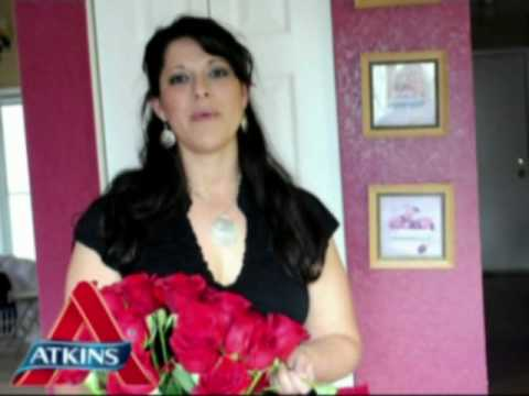 Atkins - Monica describes her twelfth week on the Atkins Diet program.