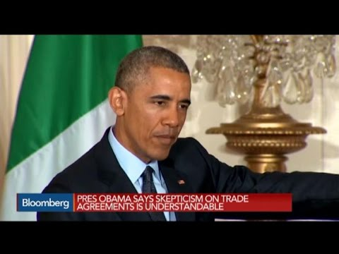Obama: Understandable There's Skepticism On Trade Deal Mp3