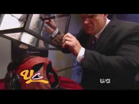 mask kane - This is an awesome promo for Kanenites, since Stephanie is