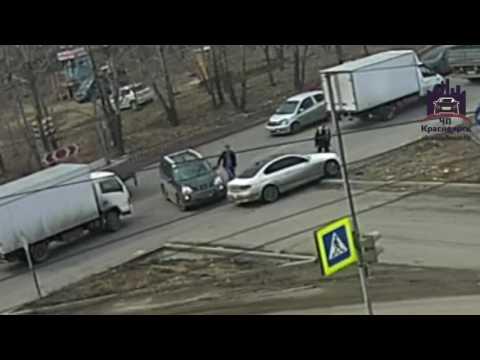 Полигонная - Гайдашовка 21.04.2017 (видео)