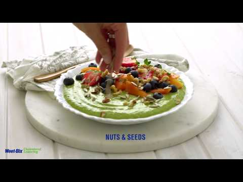 Green Smoothie Bowl thumbnail 3