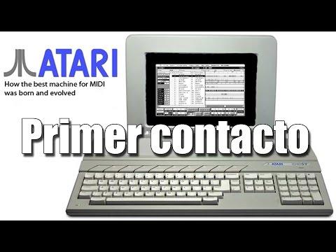 Atari ST: Primer contacto