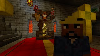 Minecraft Xbox - Just a Castle - Hide and Seek