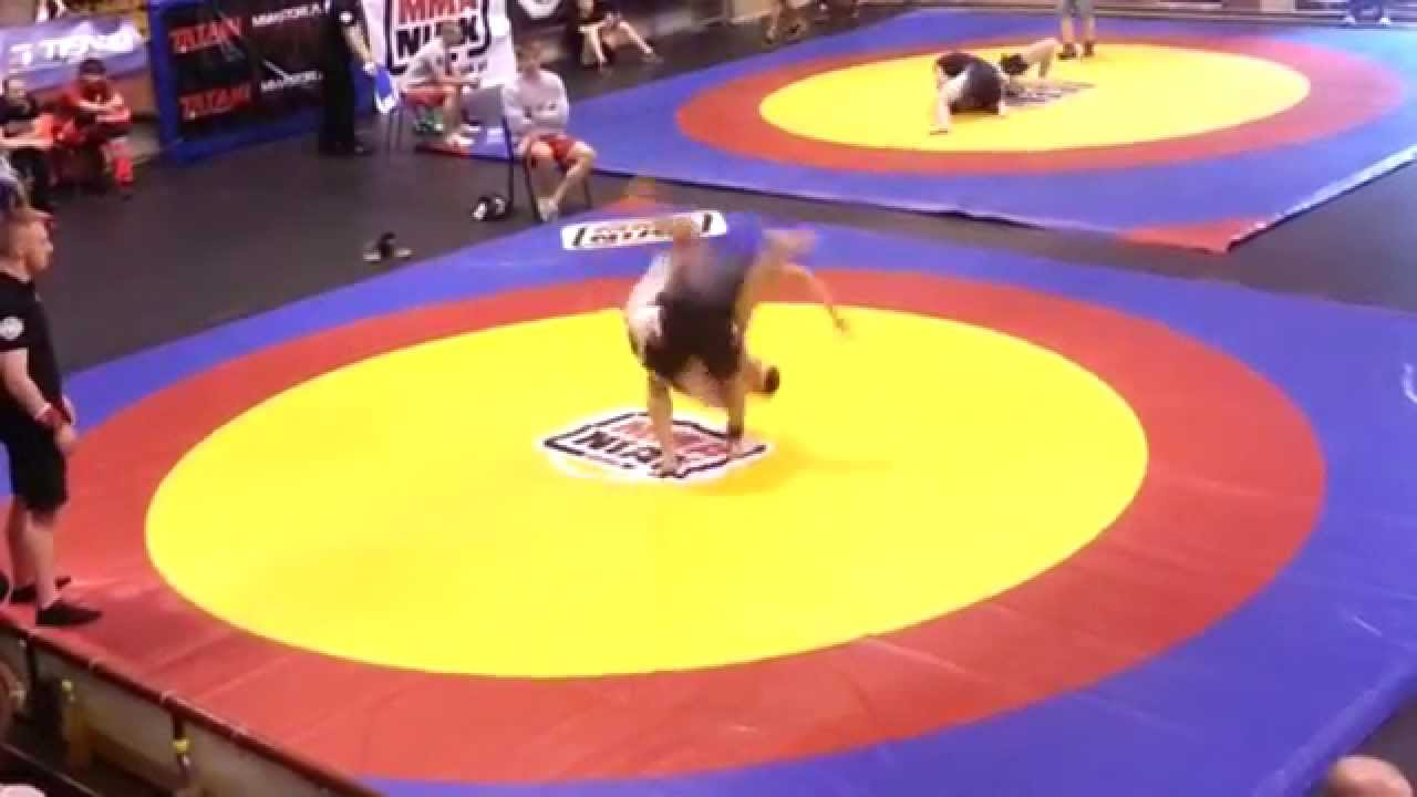 Flying Armbar ADCC Szczecin. Video of full fight.