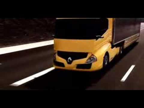 Грузовики Renault Trucks Radiance
