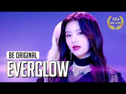 [BE ORIGINAL] EVERGLOW(에버글로우) 'DUN DUN' (4K)
