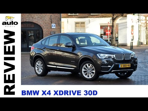 BMW X4 xDrive30d review 2015