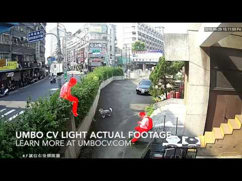 Umbo CV Light - A.I. Enhanced Intrusion Detection