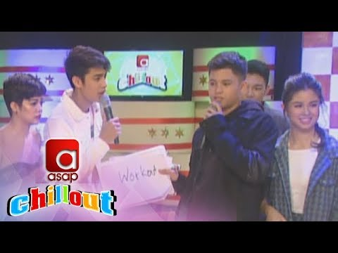 Asap Chillout: Kyle Echarri Plays A Game With Fans