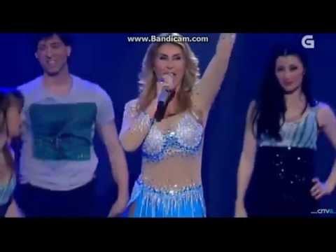 Malena Gracia - Estoy Bailando (Actuación TVG Luar)