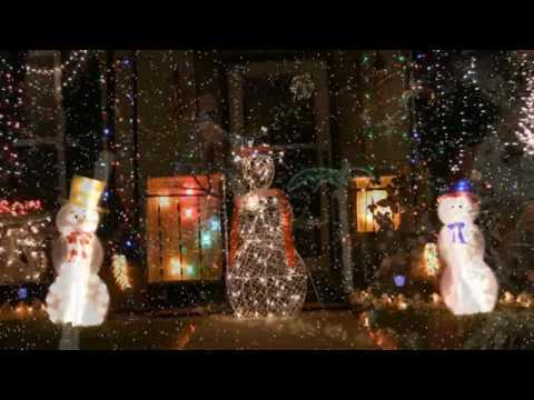 """Christmas Music""  A Winters Walts in  HD"