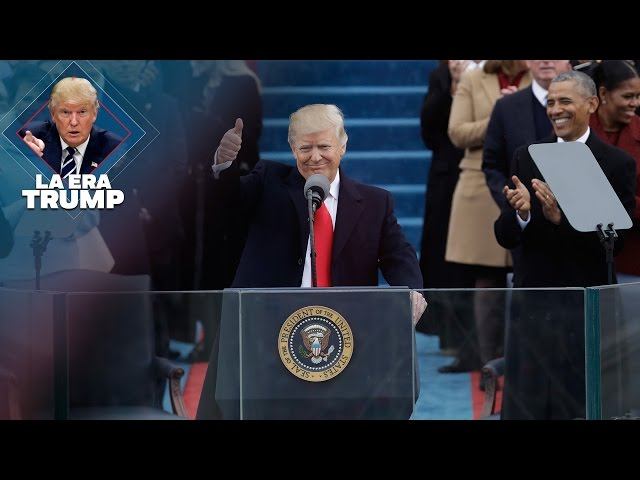 Discurso de investidura de Donald Trump