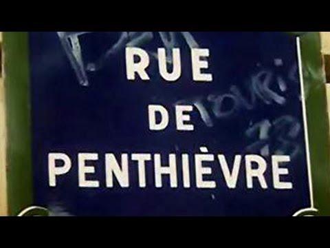 Rue de  Penthièvre  Roquépine Paris Arrondissement 8e