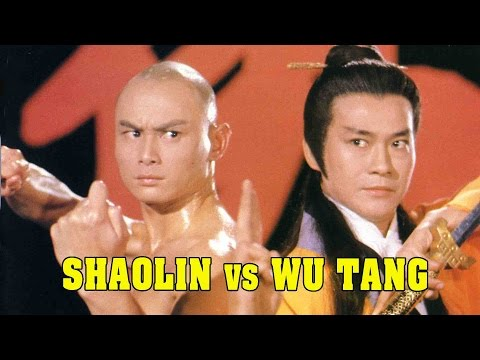 Wu Tang Collection - SHAOLIN Vs WU TANG