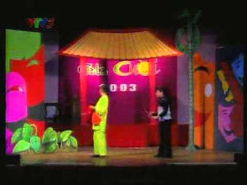[Gala Cười 2003] - Lên Chùa Bán Nhang - Tấn Béo, Tấn Bo