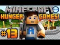 "Minecraft HUNGER GAMES - w/ Ali-A #13! - ""GOLD PICKAXE!"""