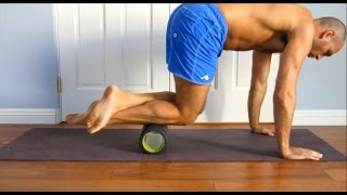 Foam Roller Exercises with Antranik
