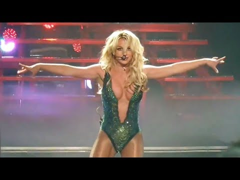 Britney Spears - Work Bitch (Live From Las Vegas 2017)