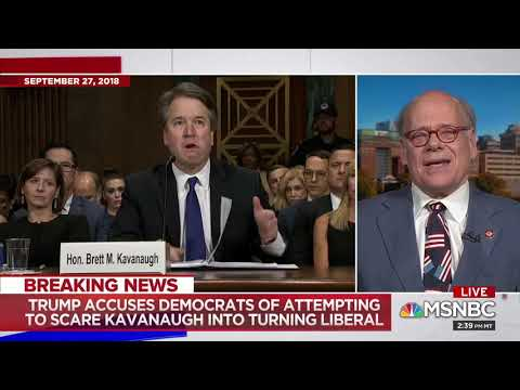 Congressman discuss new reporting on allegations against Kavanaugh on MSNBC 9.15.19