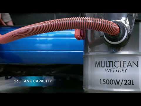 BISSELL MultiClean Wet & Dry Drum 2026M - en