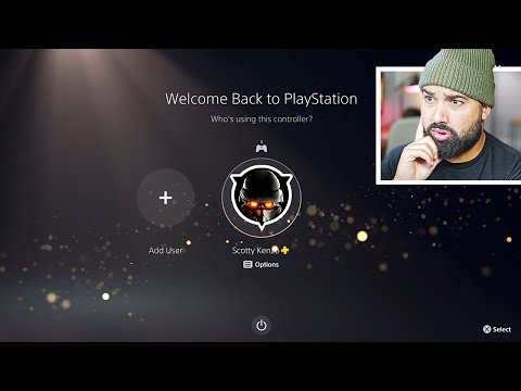 Playstation 5 Menu User Experience FIRST LOOK..