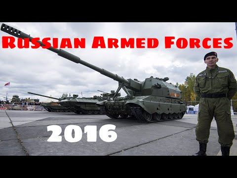 Russian Military Super Power 2016