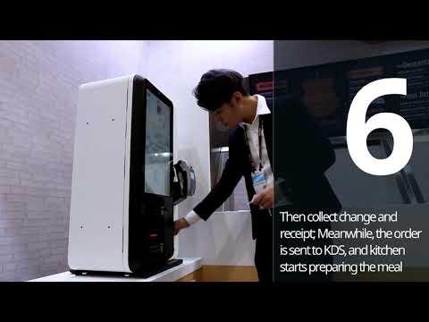 AUTOMODULES Smart Payment Kiosk