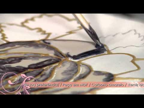 Pintura Cloisonne