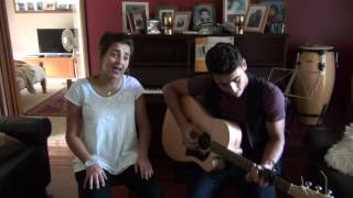 Feel so close/Stand by me mash up - Adil and Maimuna - YouTube